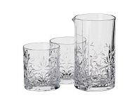 Briscoes NZ RCR Tattoo Tumbler & Mixing Glass Set 7 Piece