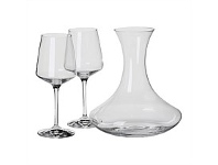 Briscoes NZ RCR Aria Wine Decanter Set 3 Piece