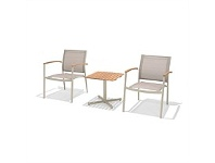 Briscoes NZ Outdoor Creations Vera Outdoor Setting 3 Piece