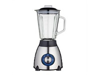 Briscoes NZ Wiltshire Stainless Steel Blender 550W 50141