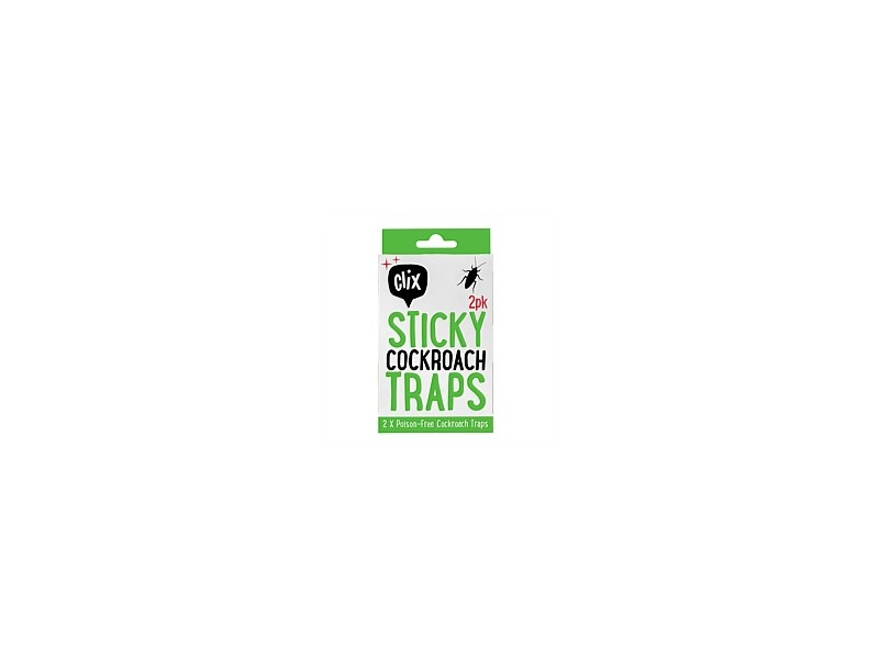 Clix Cockroach Trap 2 Pack