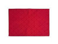 Briscoes NZ Essential Collection Millie Red Placemat 33x48cm