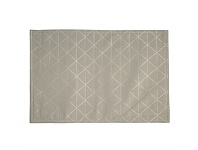 Briscoes NZ Essential Collection Millie Taupe Placemat 33x48cm