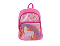 Briscoes NZ Hopscotch Unicorn Backpack Pink