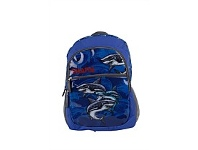 Briscoes NZ Hopscotch Shark Backpack Blue