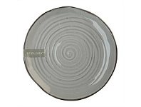 Briscoes NZ Ecology Ottawa Orchid Side Plate 21cm