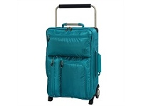 Briscoes NZ International Traveller Ultimate Trolleycase Teal 55cm