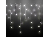 Briscoes NZ LED Southern Solar 150 Icicle Lights White