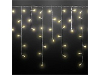 Briscoes NZ LED Southern Solar 150 Icicle Lights Warm White
