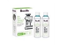 Briscoes NZ Breville Eco 2 in 1 Cleaner and Descaler Solution BES014CLR