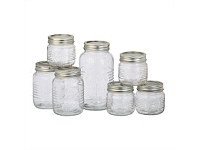 Briscoes NZ Old Fashion Preserving Jar 7 Piece Set