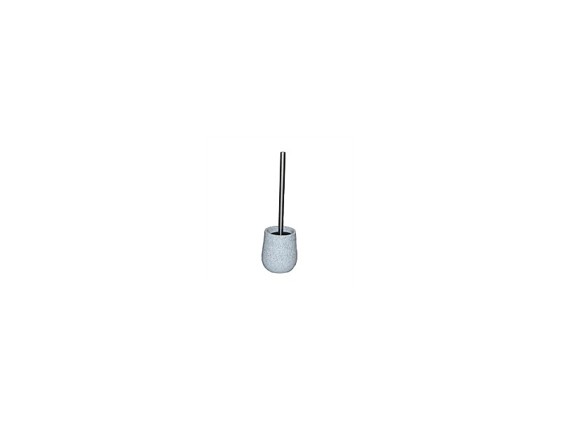 Spa By Volere Speckled Toilet Brush Light Grey