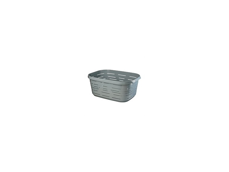 Mazzei Signature Laundry Basket Blue 50 Litre