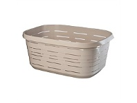 Briscoes NZ Mazzei Signature Laundry Basket Rose 50 Litre
