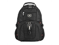 Briscoes NZ High Sierra Lisbon Laptop Backpack Black
