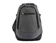 Briscoes NZ High Sierra Dallas Laptop Backpack Grey/Black