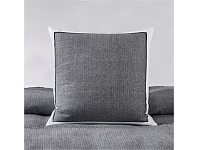Briscoes NZ Hilton Herringbone Euro Pillowcase