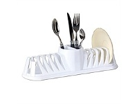 Briscoes NZ Utensil Holder With Base White