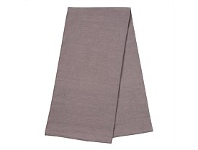 Briscoes NZ HM Plain Dyed Tea Towel Silver