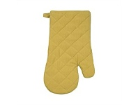 Briscoes NZ HM Plain Dyed Oven Mitt Mustard