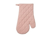 Briscoes NZ HM Plain Dyed Oven Mitt Rose Pink
