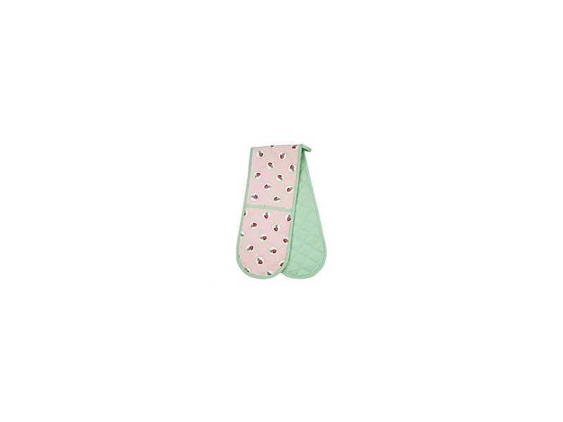 Galaxy Strawberry Double Oven Glove