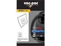 Briscoes NZ 5 Vacpac P5841/Y50 microply vacuum cleaner bags and 2 filters