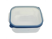 Briscoes NZ Prestige Seal N Fresh 2.1lt Food Storage Container Square 2.1 Litre