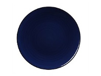 Briscoes NZ Thompson Indies Blue Dinner Plate 27cm