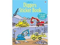 Briscoes NZ First Sticker Book Diggers