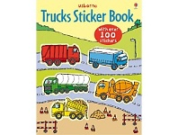 Briscoes NZ First Sticker Book Trucks