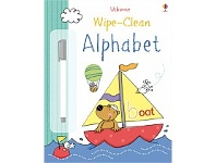 Briscoes NZ Wipe Clean Alphabet Book