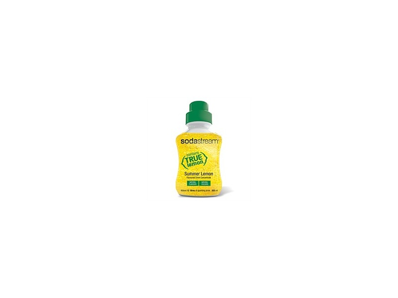 Sodastream Summer Lemon Syrup Concentrate 500ml