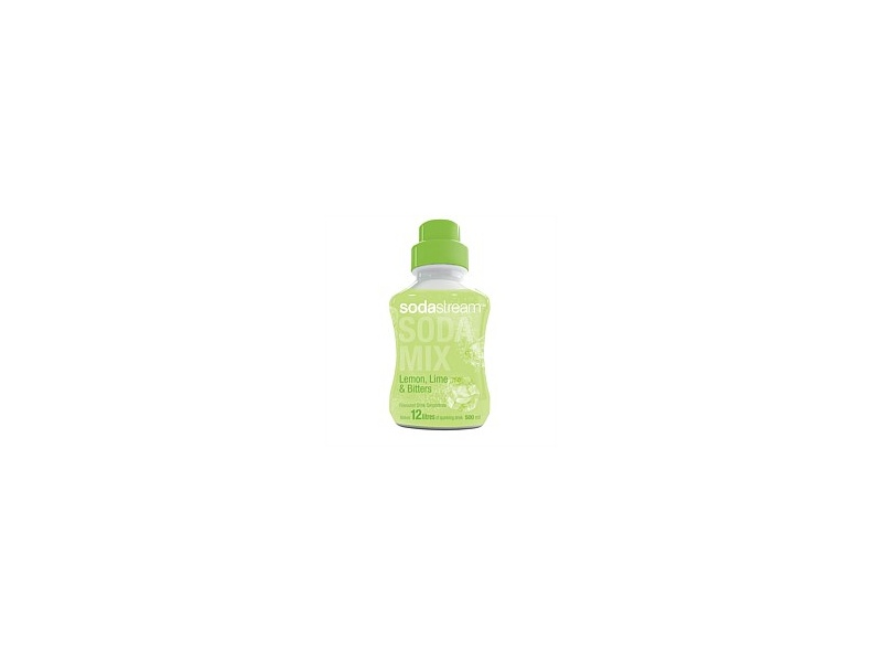 Sodastream Lemon Lime & Bitters Syrup Concentrate 500ml