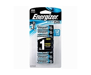 Energizer Max Plus AAA 8 Pack