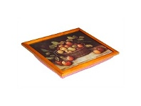 Briscoes NZ Tablefair Fruit Padded Serving Tray