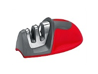 Briscoes NZ Scanpan Spectrum Knife Sharpener Red