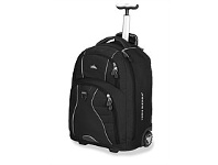 Briscoes NZ High Sierra Wheeled Backpack Black
