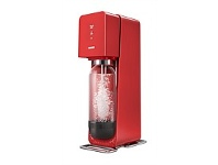 Briscoes NZ Sodastream Source Machine Red 60 Litre