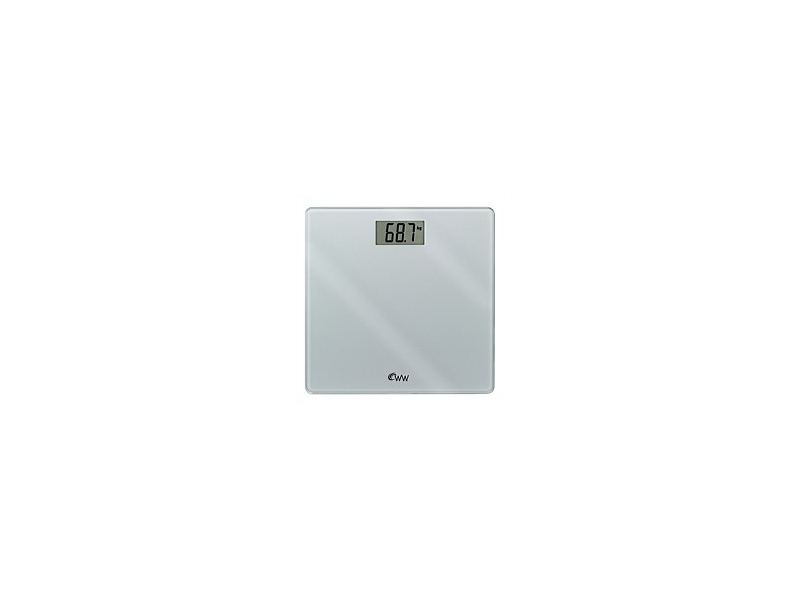 WeightWatchers Body Weight Electronic Glass Bathroom Scale