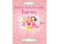 Briscoes NZ Sticker Fairy Dollies Book