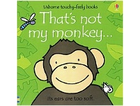 Briscoes NZ Usborne Thats Not My Monkey Book