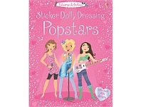 Briscoes NZ Sticker Dolly Popstars Book
