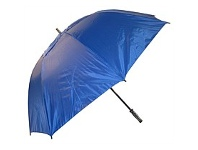 Briscoes NZ Hurricane Vented Golf Umbrella Royal