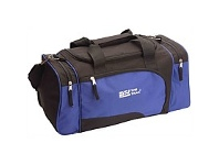 Briscoes NZ Trail Akron Grip Bag Cobalt & Black