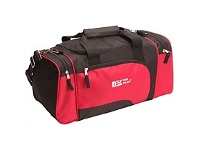 Briscoes NZ Trail Akron Grip Bag Red & Black