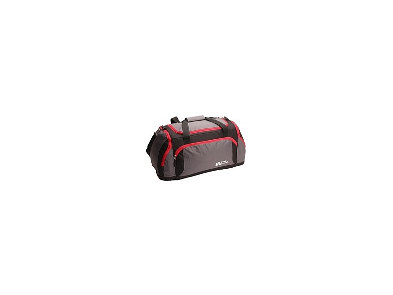Trail Ohio Grip Bag Grey Black & Red