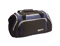 Briscoes NZ Trail Ohio Grip Bag Black Navy & Grey