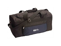Briscoes NZ Trail Haxtun Grip Bag Plain Black