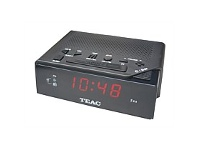 Briscoes NZ Teac CRX95 LED Alarm Clock Radio